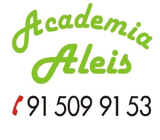 Academia Aleis tu academia en Madrid