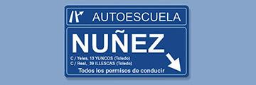 Autoescuela Nuñez - Yuncos tu academia en Yuncos