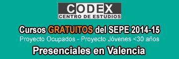CODEX tu academia en Valencia