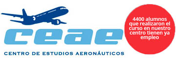 Curso Auxiliar de Vuelo CEAE - NAV tu academia en Pamplona