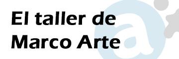 El taller de Marco Arte tu academia en Coruña