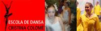 Escola de dansa Cristina Colomé tu academia en Barcelona