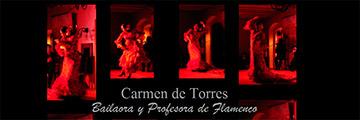 Estudio Flamenco Carmen de Torres tu academia en Tomares
