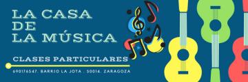La Casa de la Música tu academia en Ourense