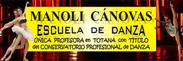 Manoli Cánovas - Escuela de Danza tu academia en Totana
