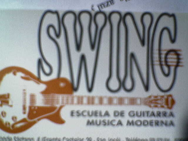 Swing  Escuela de música tu academia en Zaragoza