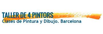 Taller de 4 Pintors tu academia en Barcelona